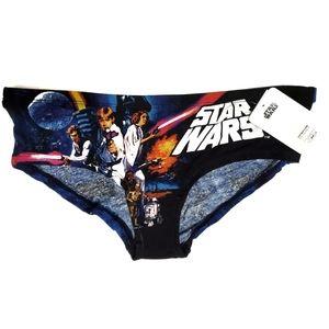 NWT Star Wars   Space Scene Undies
